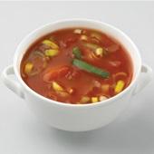 Culivers (7) tomatensoep met prei