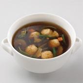 Culivers (1) groentesoep met balletjes zoutarm