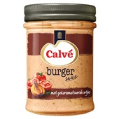Calvé burgersaus