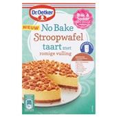 Dr. Oetker no bake stroopwafels