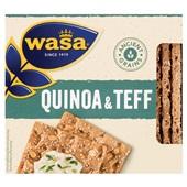 Wasa ancient grains quinoa & teff voorkant