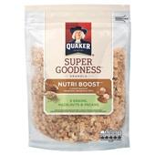 Quaker granola nutri boost nuts