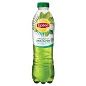 Lipton ice tea matcha cucumber mint