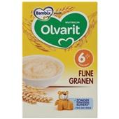 Olvarit baby/peuter ontbijtpap fijne granen
