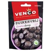 Venco drop zoete drop suikervrij