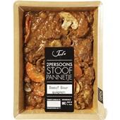 Teds Kitchen stoofschotel boeuf bourguignon