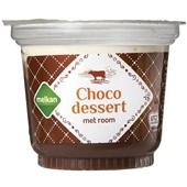 Melkan choco dessert