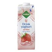 Melkan drinkyoghurt aardbei