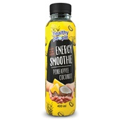 Healthy People energy smoothie pineapple coconut