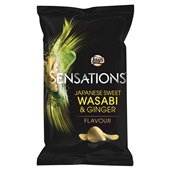 Lay's Sensations wasabi-ginger