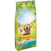 Bonzo senior hondenbrokken menu met kip en groenten