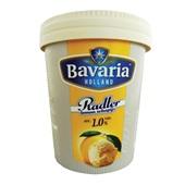 Bavaria radler ice creamy