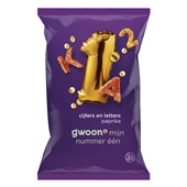 Gwoon chips cijfers & letters