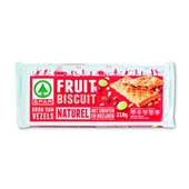 Spar Fruitbiscuit Naturel voorkant