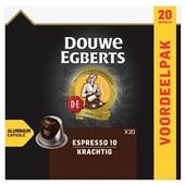 Douwe Egberts koffiecapsules espresso original