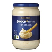 Gwoon mayonaise