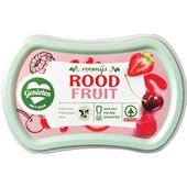 Spar ijs duo rood fruit