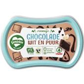 Spar ijs duo chocolade