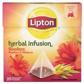 Lipton herbal infusion rooibos
