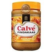 Calvé pindakaas met stukjes noot