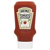 Heinz Ketchup Tomato Top Down