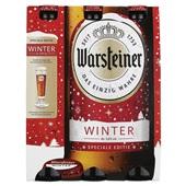 Warsteiner speciaalbier winterbier fles 6x33cl