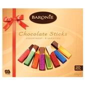 Baronie sticks mixed