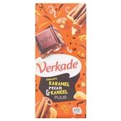Verkade puur krokant karamel pecan & kaneel