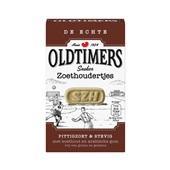 Oldtimers Drop Sneker Zoethoudertjes
