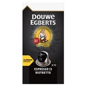 Douwe Egberts koffiecapsules espresso ristretto