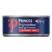 Princes tonijnstukken met groenten