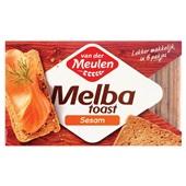Van der Meulen Melba toast sesam