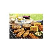 barbecue vegetarisch menu p.p.