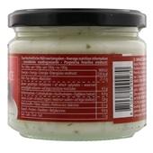 Spar Salsasaus Sour Cream achterkant