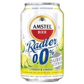 Amstel 0.0 radler dubbel citrus