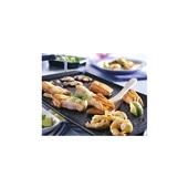 gourmet vis menu met bakplaat p.p.