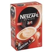 Nescafé Koffie 3 In 1 achterkant