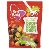 Red Band Suikerwerk Magic Dropfruit Duo Zoet-Zuur