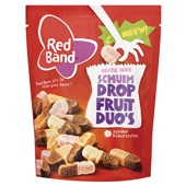 Red Band Schuim Drop Fruit Duo'S
