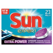 Sun Vaatwastabletten All-In-1 Extra Power