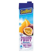 Coolbest Vruchtensap Passionfruit Heaven voorkant