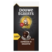 Douwe Egberts Aroma Rood Koffiecapsules Krachtig