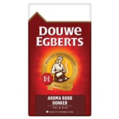 Douwe Egberts Snelfilterkoffie Aroma Rood Donker