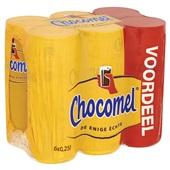Chocomel Chocolademelk Vol Blik 6-pack achterkant