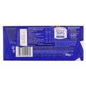 Nestlé Chocolade Tablet Crunch achterkant