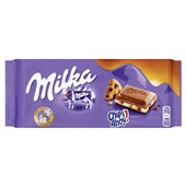 Milka Chocolade Tablet Chips Ahoy!Cookies