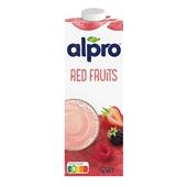Alpro Soya Drink Rode Vrucht