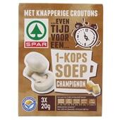 Spar Champignonsoep 1-Kops
