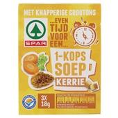 Spar Kerriesoep 1-Kops