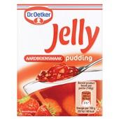 Dr. Oetker Kookpudding Aardbei Jelly